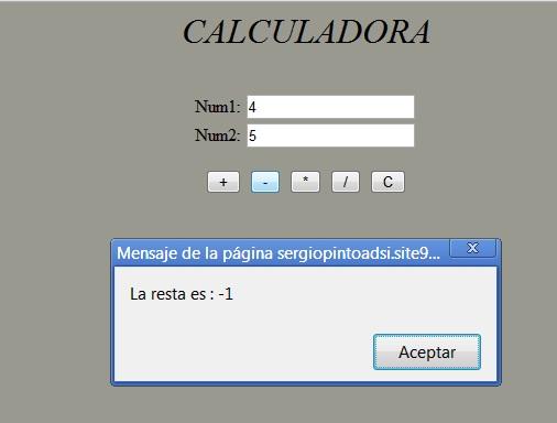 Calculadora portafolio del aprendiz for Calculadora pasi